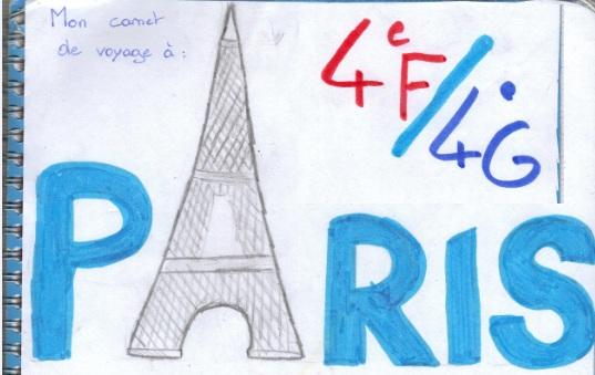 Les 4 mes scientifiques paris coll ge bain de bretagne for Carnet de voyage paris
