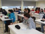 classe de 3èmeI avec dr Pasquier