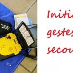 initiations aux gestes de premiers secours - collège Saint Joseph Bain-de-Bretagne