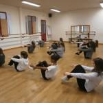 Section Danse au collège Saint Joseph de Bain-de-Bretagne