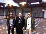 Badminton championnat régional UGSEL - Saint Joseph Bain-de-Bretagne