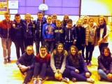 Championnat départemental Badminton - Collège Saint Joseph Bain-de-Bretagne