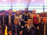 Championnat régional élite badminton - collège Bain-de-Bretagne - section badminton