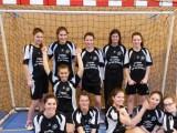 Handballeuse - Collège Saint Joseph Bain-de-Bretagne (35)