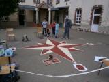 Rose des vents - Collège Saint Joseph Bain-de-Bretagne