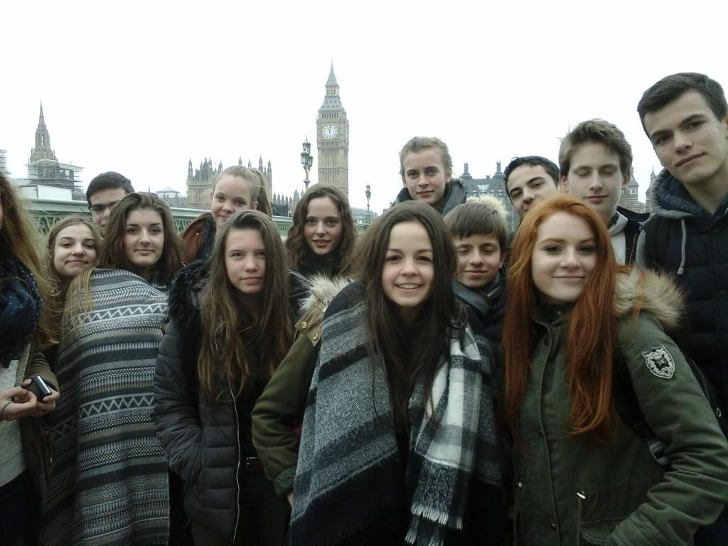 Voyage à Londres (2)