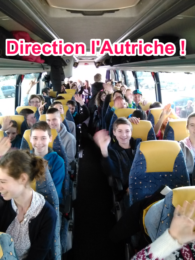 direction autriche