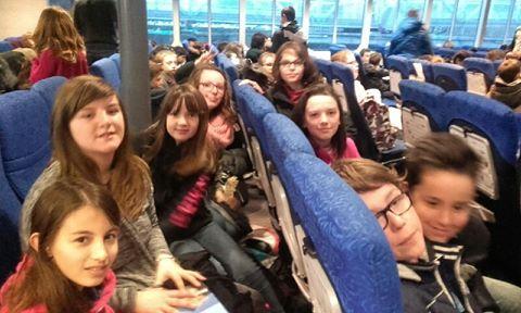 Journée à Jersey Bain-de-Bretagne collège (1)