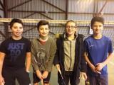 régional badminton ugsel en simple à Janzé (2)