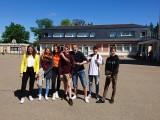 Vivre sans frontières Bain-de-Bretagne collège