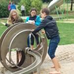 Journée intégration 6ème jardins de Brocéliande (10)