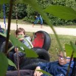 Journée intégration 6ème jardins de Brocéliande (4)