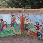 Journée intégration 6ème jardins de Brocéliande (6)