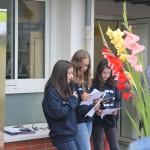 Rentrée au collège saint Jopseh de Bain-de-Bretagne 2017 classe de 6ème (1)