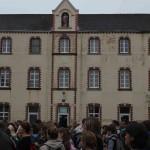 Rentrée au collège saint Jopseh de Bain-de-Bretagne 2017 classe de 6ème (2)