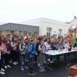 Rentrée au collège saint Jopseh de Bain-de-Bretagne 2017 classe de 6ème (3)