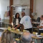 Rentrée au collège saint Jopseh de Bain-de-Bretagne 2017 classe de 6ème (8)