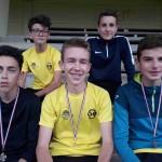 Cross 4ème 3ème collège Bain-de-Bretagne (1)