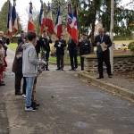 cérémonie du souvenir français collège Bain-de-Bretagne (3)