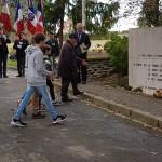 cérémonie du souvenir français collège Bain-de-Bretagne (4)