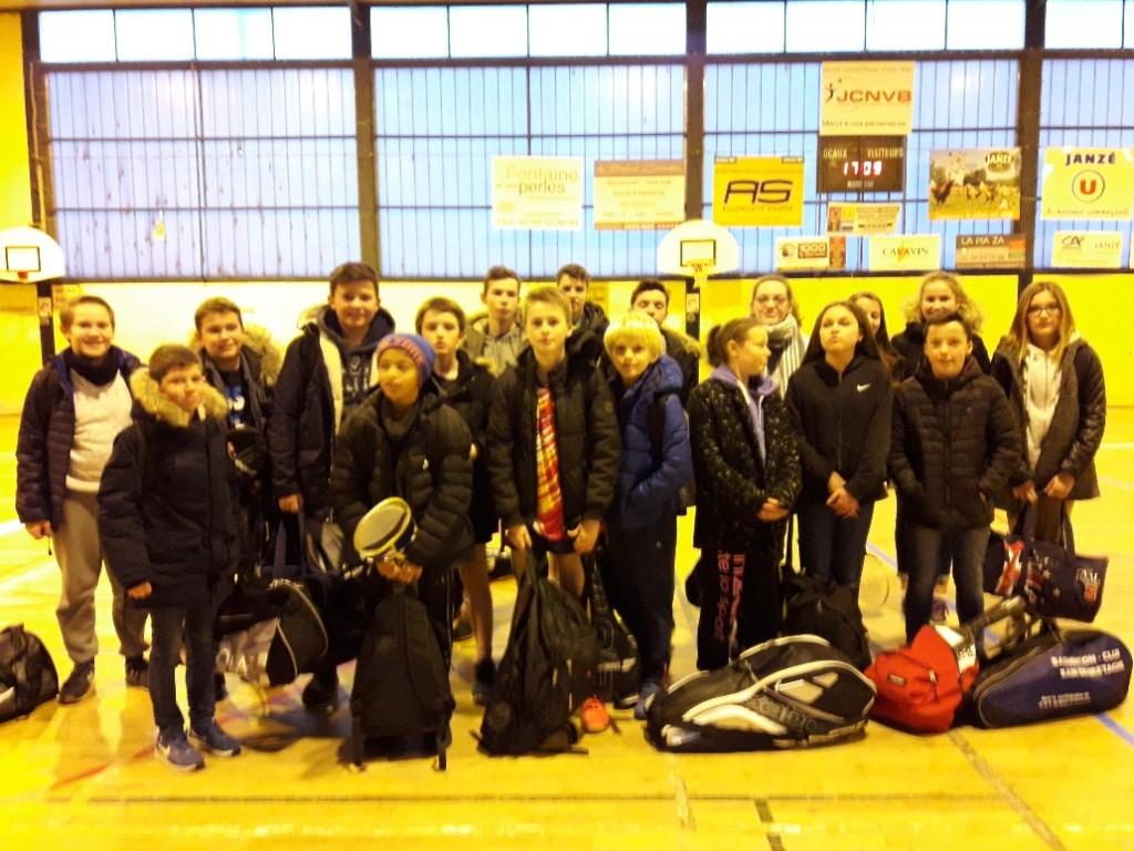 badminton Bain de bretagne collège (4)