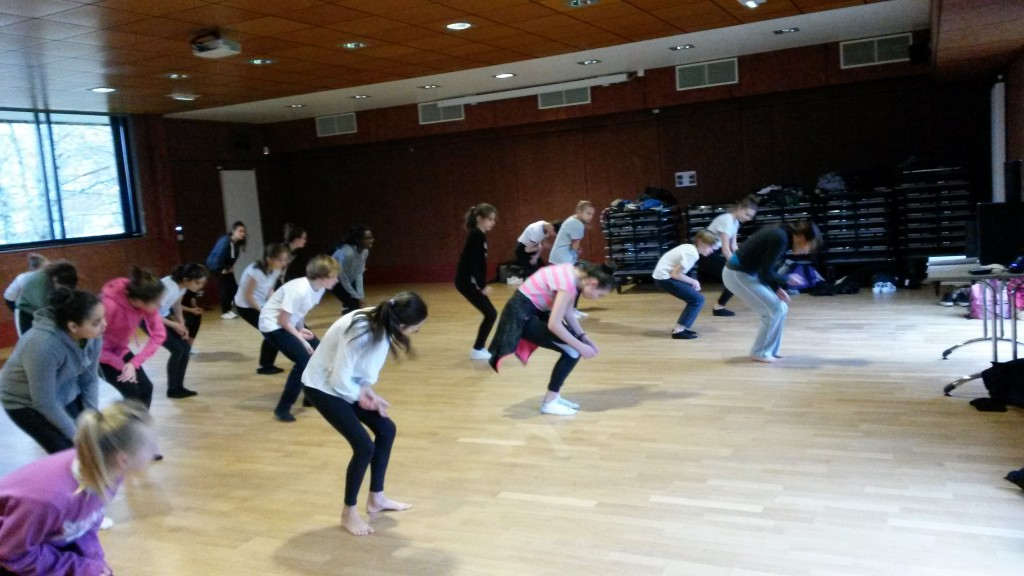 stage de danse Collège Bain-de-Bretagne (1)