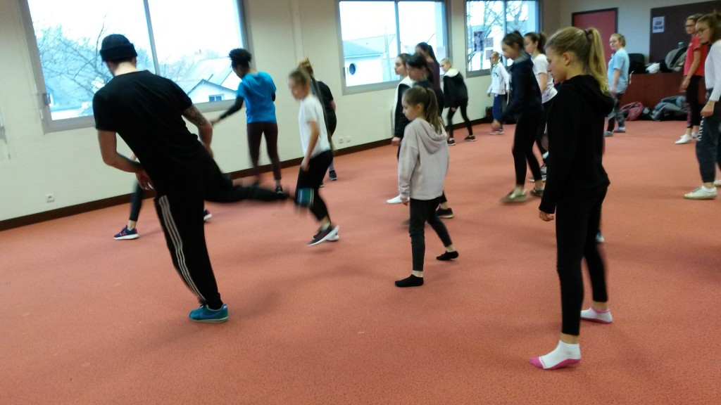 stage de danse Collège Bain-de-Bretagne (2)