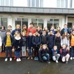 Accueil des CM2 collège Saint Joseph Bain-de-Bretagne (1)