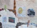 Exposition de guides touristiques sur Bruges au CDI (3)