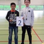 Résultats double badminton Bain-de-Bretagne (2)