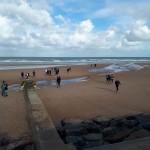 Sortie Caen plages débarquement Bain-de-Bretagne collège 3ème (6)