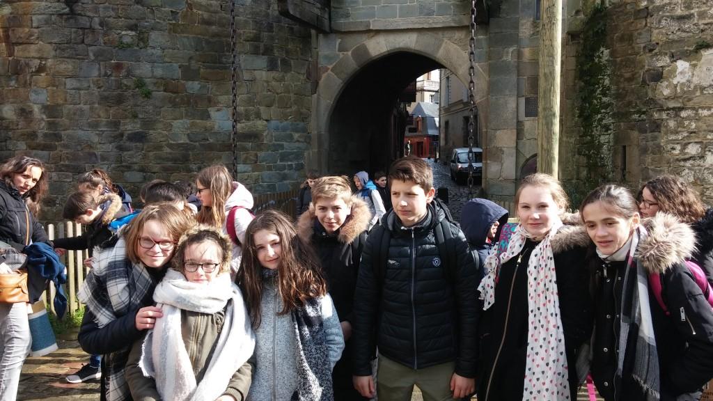 Semaine éducative des 6èmes collège Saint Joseph Bain-de-Bretagne (3)