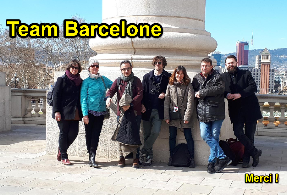 Team Barcelone