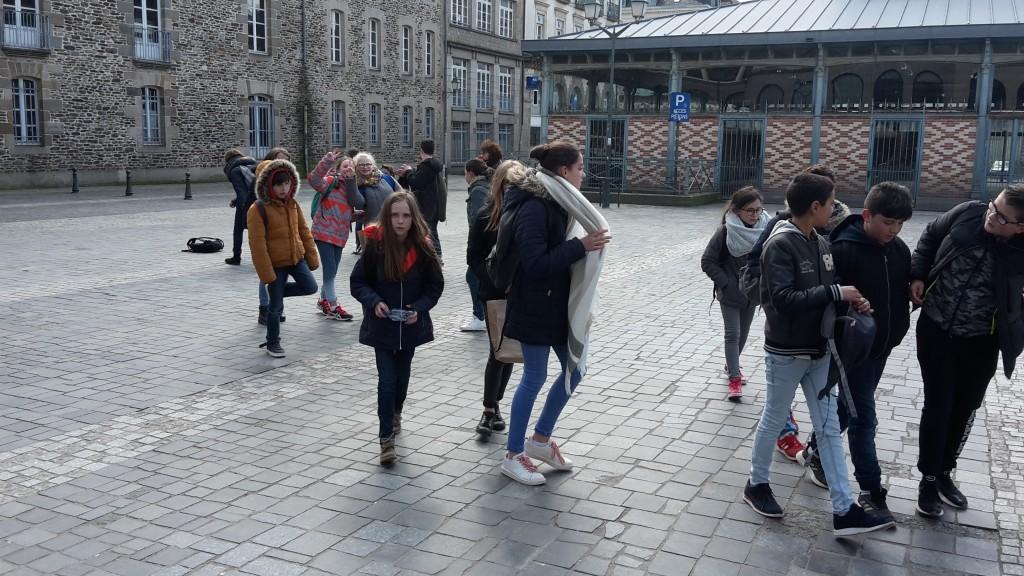 Visite de Rennes (1)