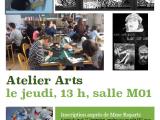 atelier Arts 2018