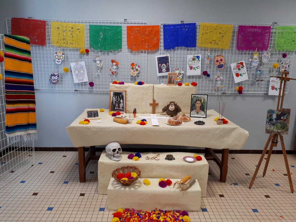 el día de muertos en México (2)