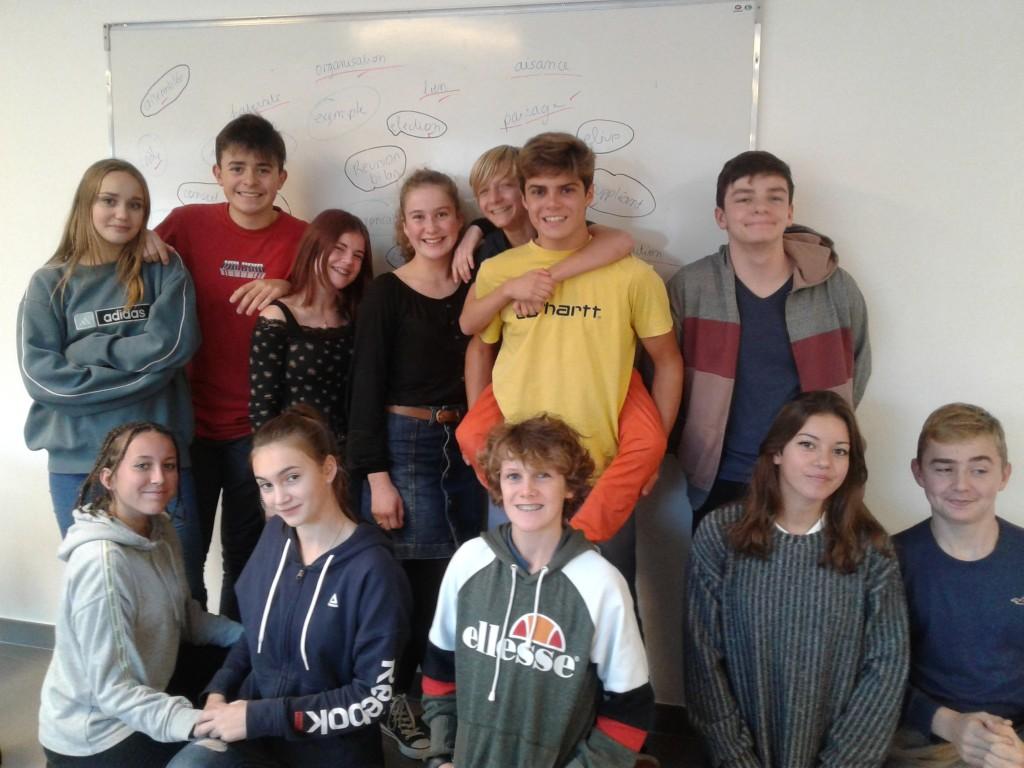 Délégués de classe (1)