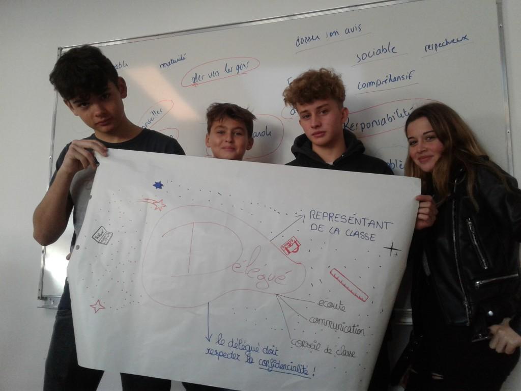 Délégués de classe (10)