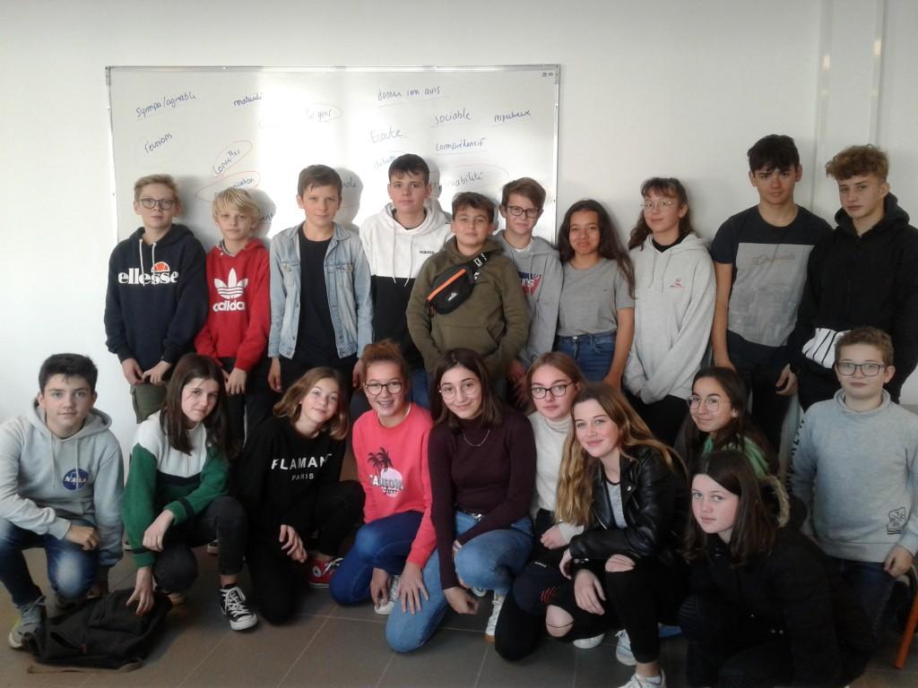 Délégués de classe (11)