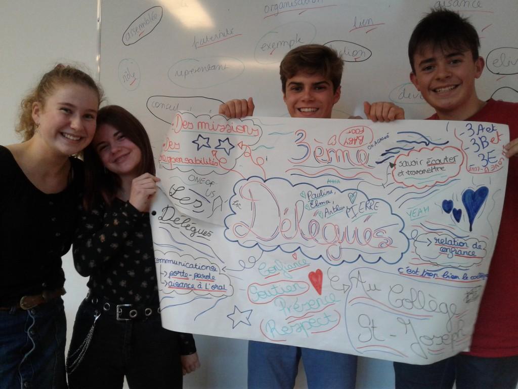 Délégués de classe (14)