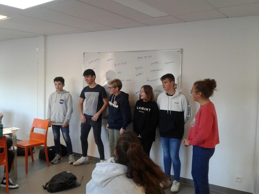 Délégués de classe (5)