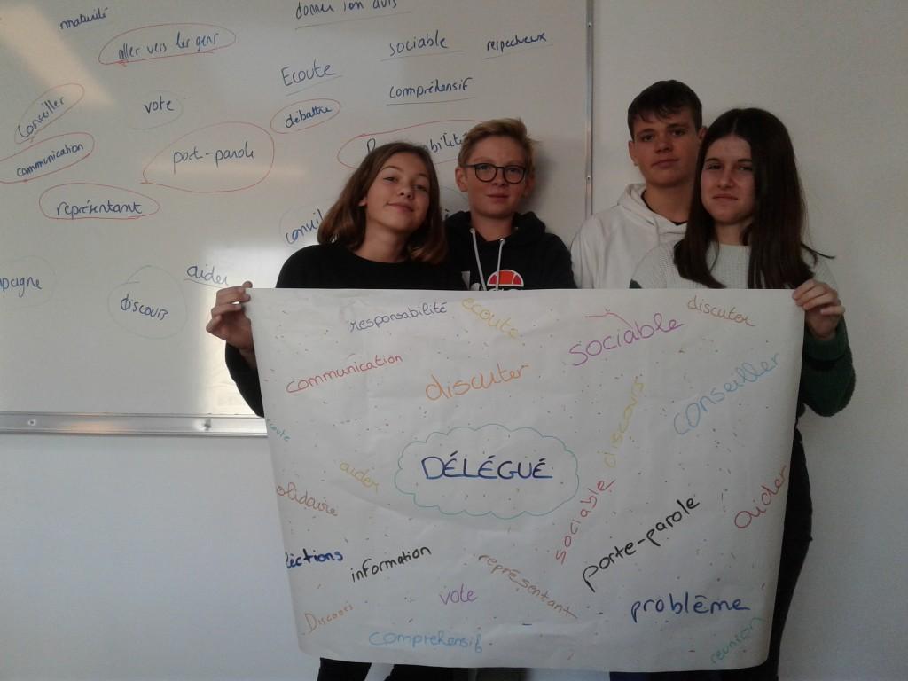 Délégués de classe (6)