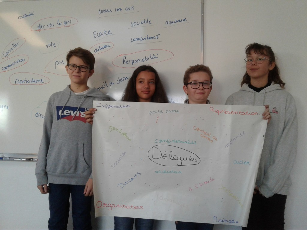 Délégués de classe (9)