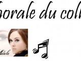 chorale collège Bain de Bretagne