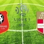 Match au stade rennais - Section Football collège Saint Joseph Bain-de-Bretagne