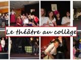 le théâtre au collège Saint Joseph Bain-de-Bretagne