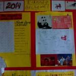 Nouvel an chinois - Dispositif Ulis collège Saint Joseph Bain-de-Bretagne