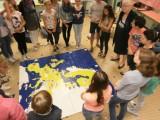 Journée intégration 4èmes Européennes Bain-de-Bretagne