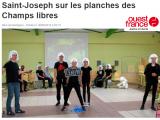 sciences sur les planches ouest France Bain-de-Bretagen Espace des Sciences