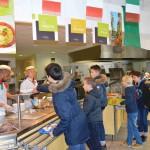 repas italien collège Bain-de Bretagne Self Italie (1)
